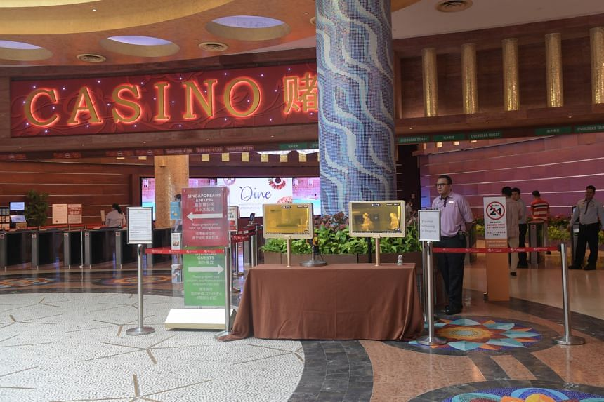 The government agreed last year to extend licenses to operate casinos held by Genting Singapore and Las Vegas Sands to 2030.