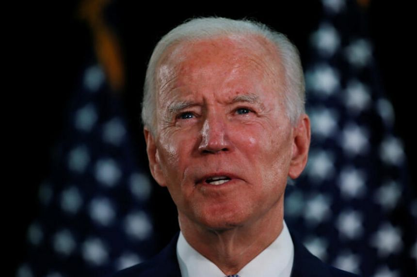 Mr Joe Biden is expected to record a video message for the private funeral service.
