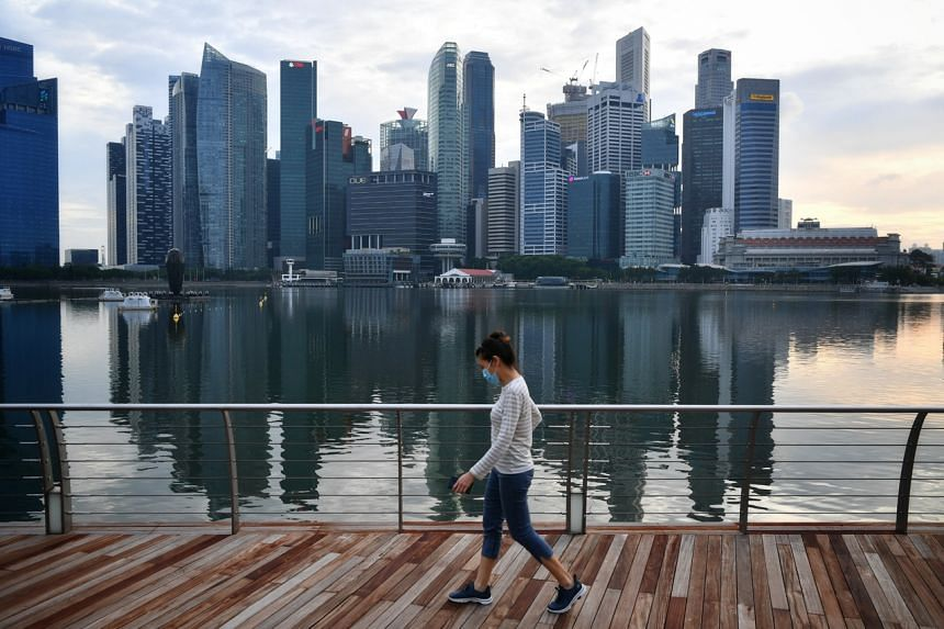 Deputy Prime Minister Heng Swee Keat said the key focus for now is on strengthening the economy.