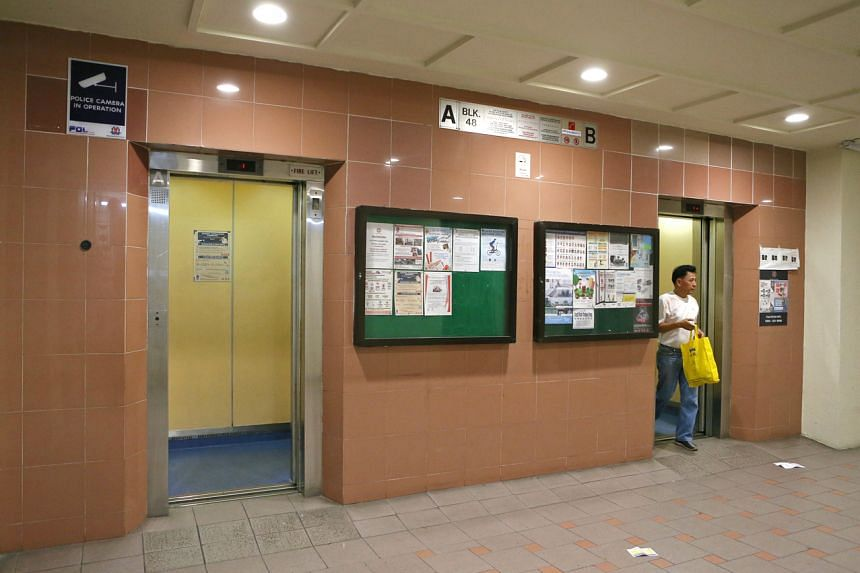 The Lift Enhancement Programme is being implemented on schedule.