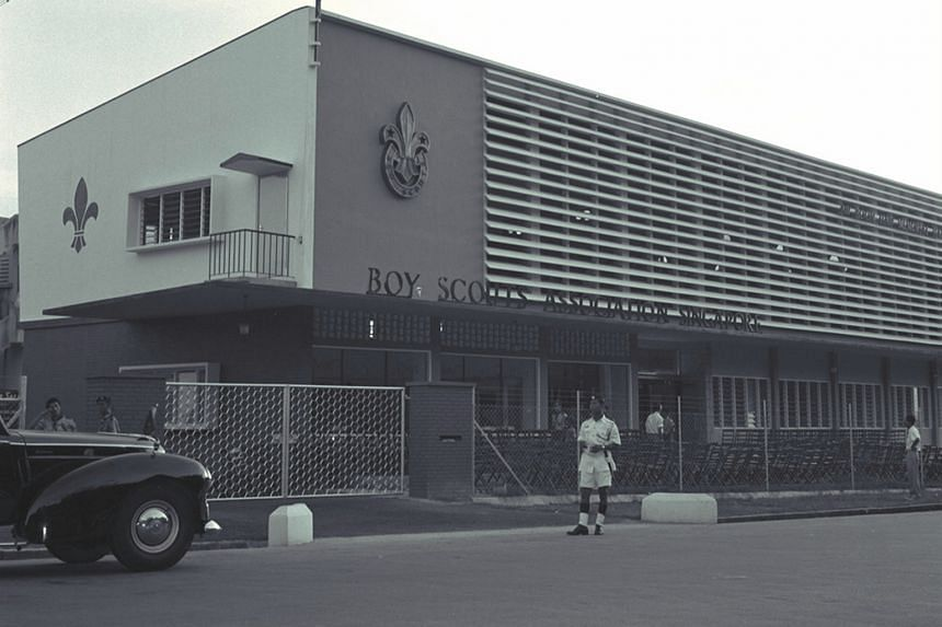 REMEMBER: Singapore's first permanent Boy Scouts' headquarters