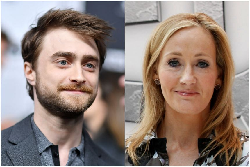 Actor Daniel Radcliffe took issue with author JK Rowling's transphobic tweet.
