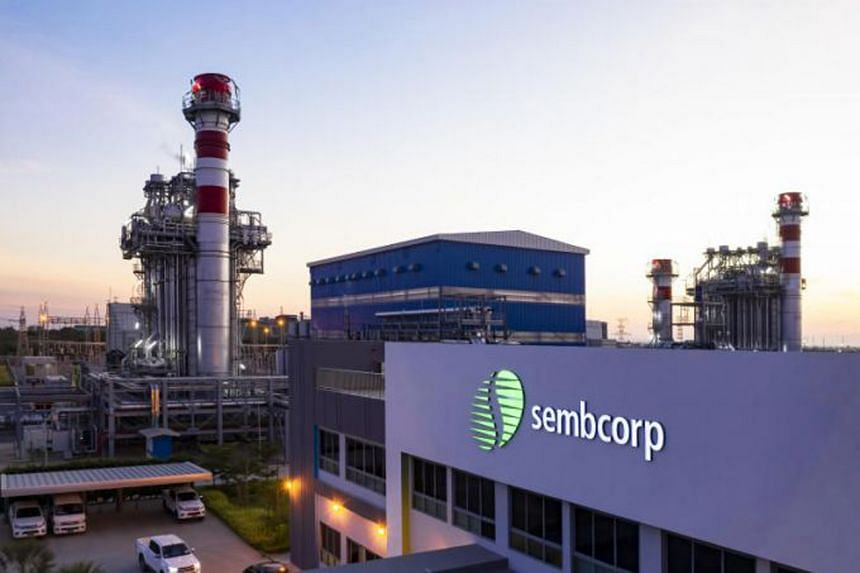 A new proposal sees Sembcorp Industries and Sembcorp Marine parting ways.