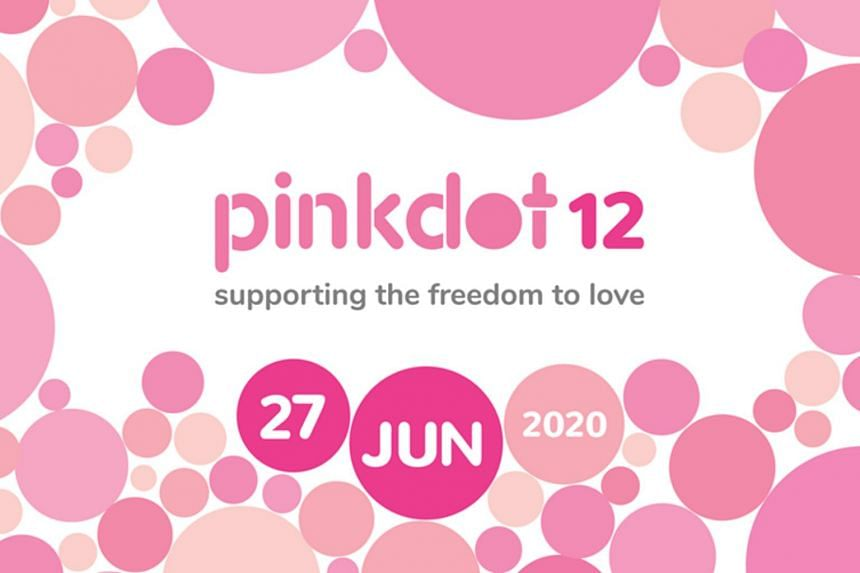 Pink Dot SG's organisers have arranged a series of online events on June 27, 2020.