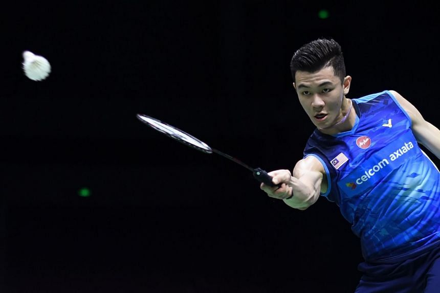 Lee Zii Jia has an attacking style but in recent matches has shown more patience and consistency.