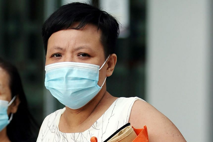 Lin Si Ting, 42, was arrested on April 24 after investigations.
