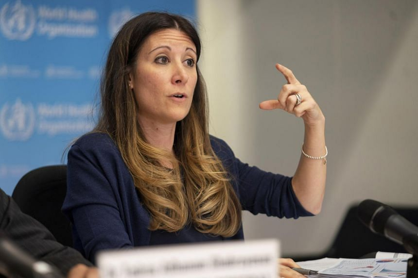 WHO's technical lead for coronavirus response Maria Van Kerkhove faced backlash after she said that coronavirus transmission by asymptomatic cases is rare.