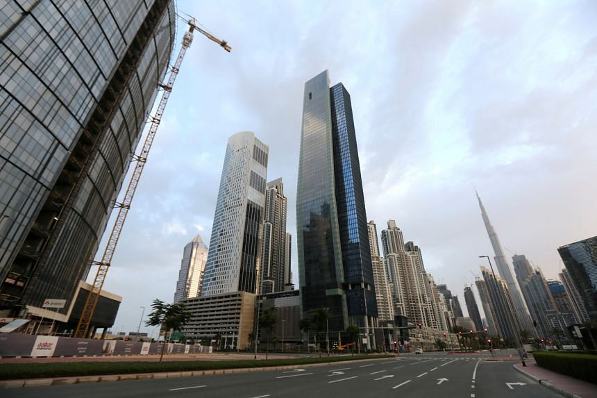 Foreign residents comprise about 90 per cent of the population in Dubai.
