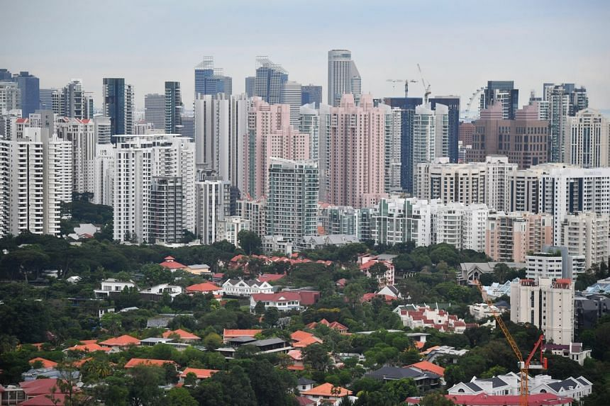 A total of 967 caveats for new private homes were lodged from April 7 to June 1.