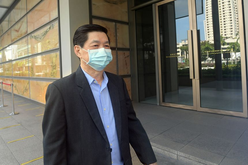 Dr Wee Teong Boo was originally tried for molesting the patient in November 2015 and for raping her during another visit.