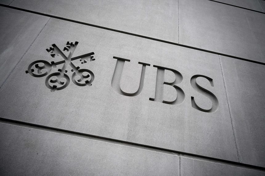 Swiss bank UBS employs almost 3,000 people in Singapore.
