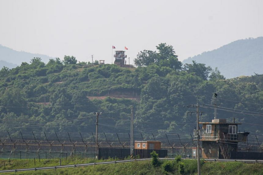North Korea has issued a series of vitriolic denunciations of the South.