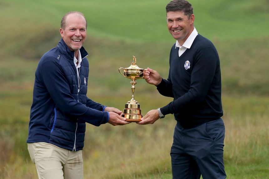 U.S. team for Ryder Cup has six qualifiers, six captain's picks