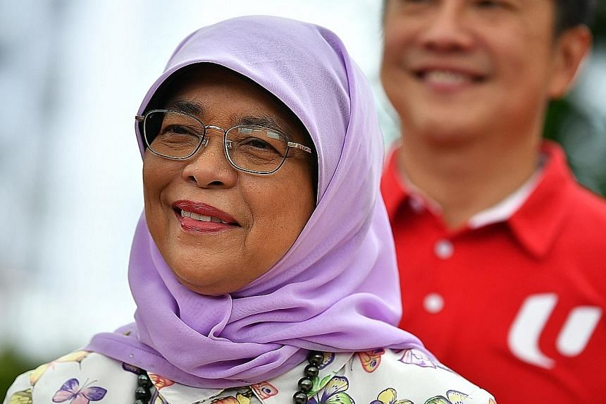 In a Facebook post yesterday, President Halimah Yacob invited more employers to sign the Enabling Employment Pledge, which would signal their commitment to doing more to provide training and employment to people with disabilities.