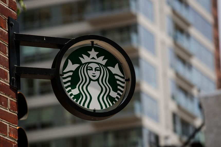 Starbucks expects to report an adjusted loss of 55 to 70 US cents a share when it next releases earnings.