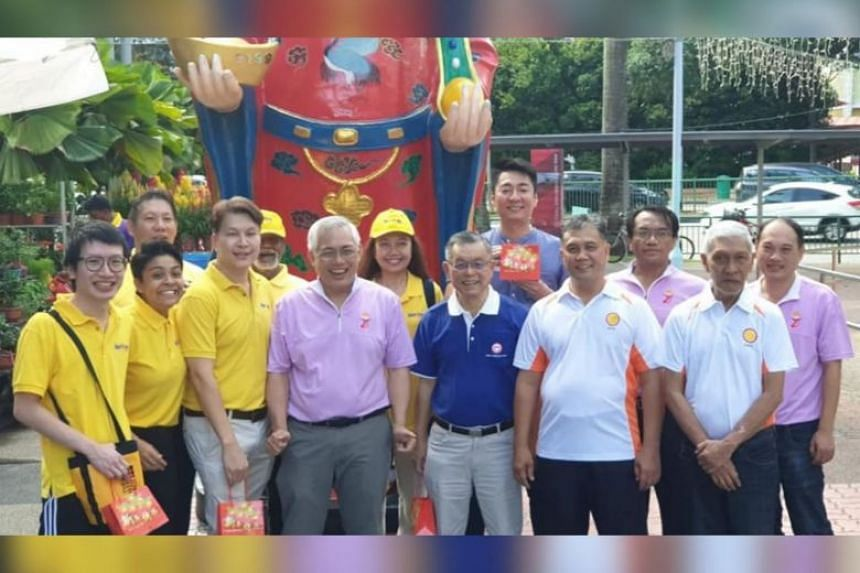 The four parties had applied to join the Singapore Democratic Alliance in April.