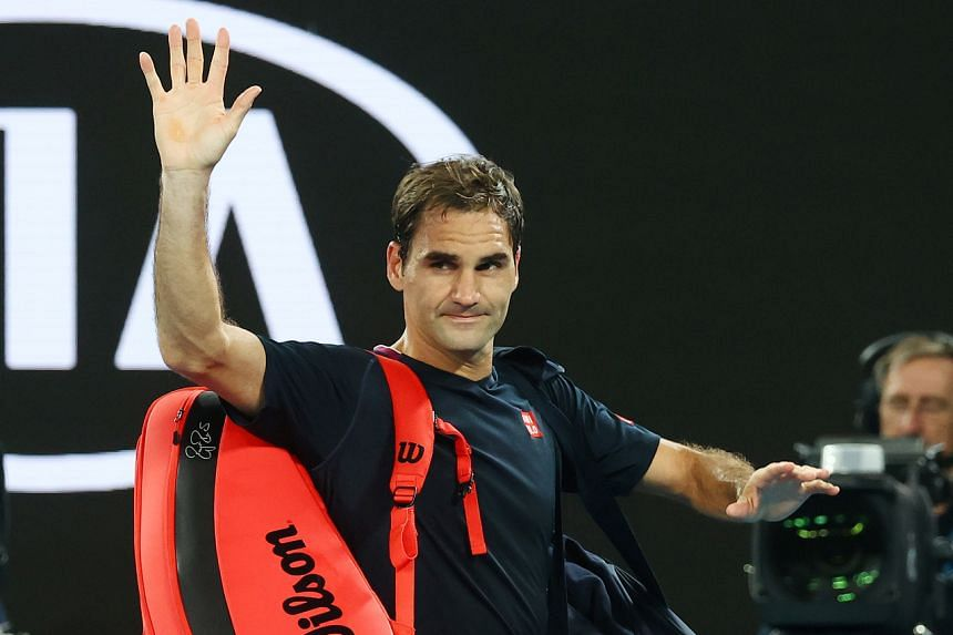 "Roger Federer revealed that he ""experienced a setback"" during his initial rehabilitation."