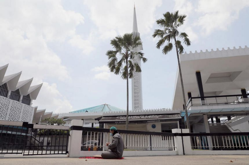 Mosques in Malaysia's Federal Territories will reopen for Friday and other congregational prayers on June 12, 2020.