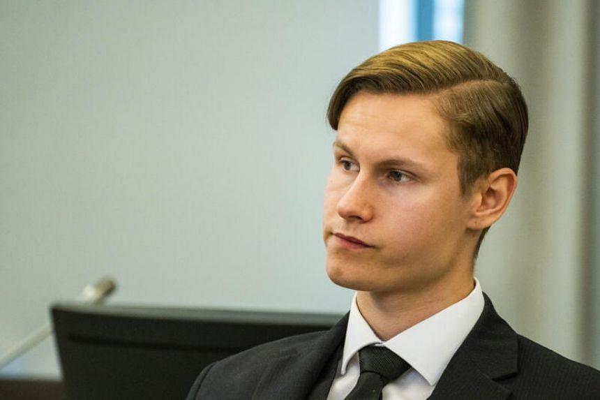Philip Manshaus was unrepentant at trial.