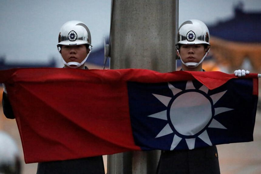 Taiwan is working on a humanitarian relief plan for the expected arrivals.