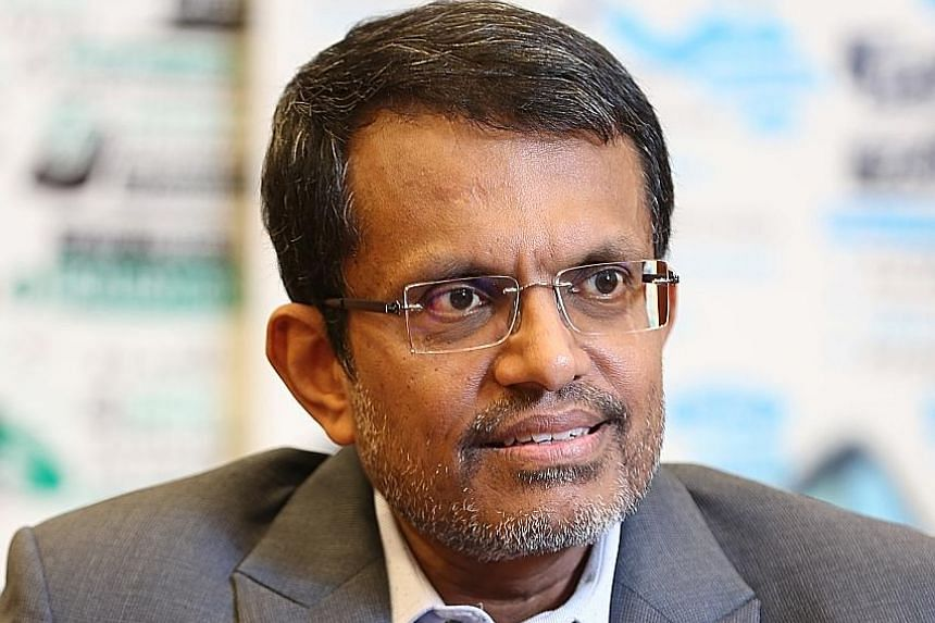 Corporate debt, already high before the coronavirus outbreak, is now building up in many parts of the world, says Mr Ravi Menon, managing director of the Monetary Authority of Singapore. If the Covid-19 situation is not contained, that debt is going