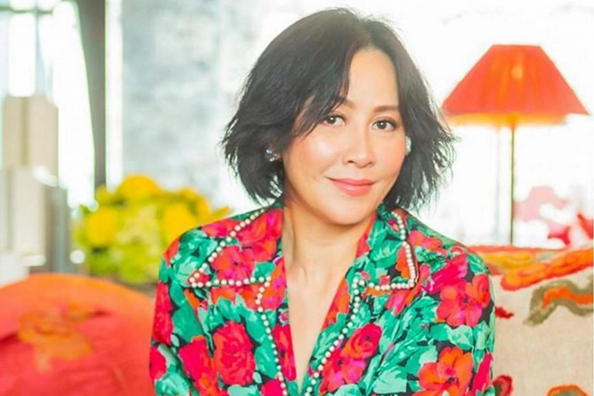 Carina Lau did not say what her latest assignment was.