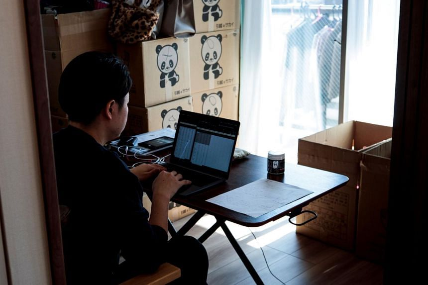 Most firms are resorting to flexible work schedules so that at least half the staff can stay working from home.