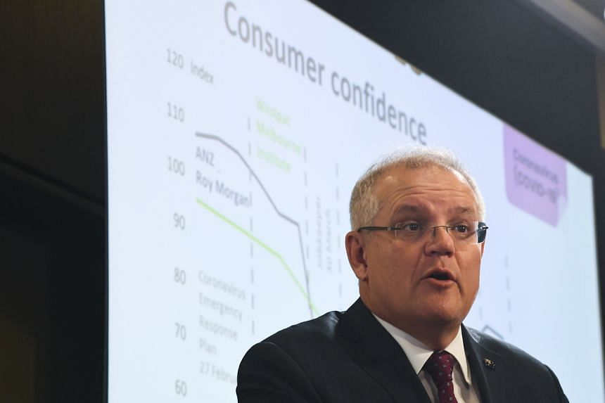 Morrison outlines shovel-ready projects