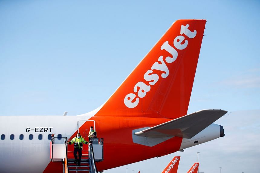 A hoped-for travel recovery in easyJet's home market of Britain has been put at risk by a 14-day quarantine rule for arrivals.