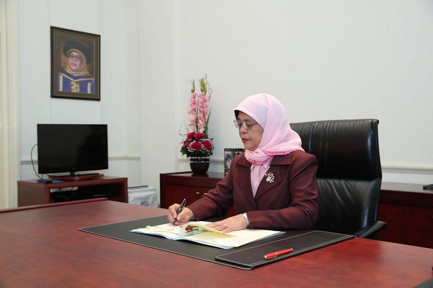 President Halimah Yacob gave her assent to the Second Supplementary Supply (FY 2020) Bill on June 16, 2020.