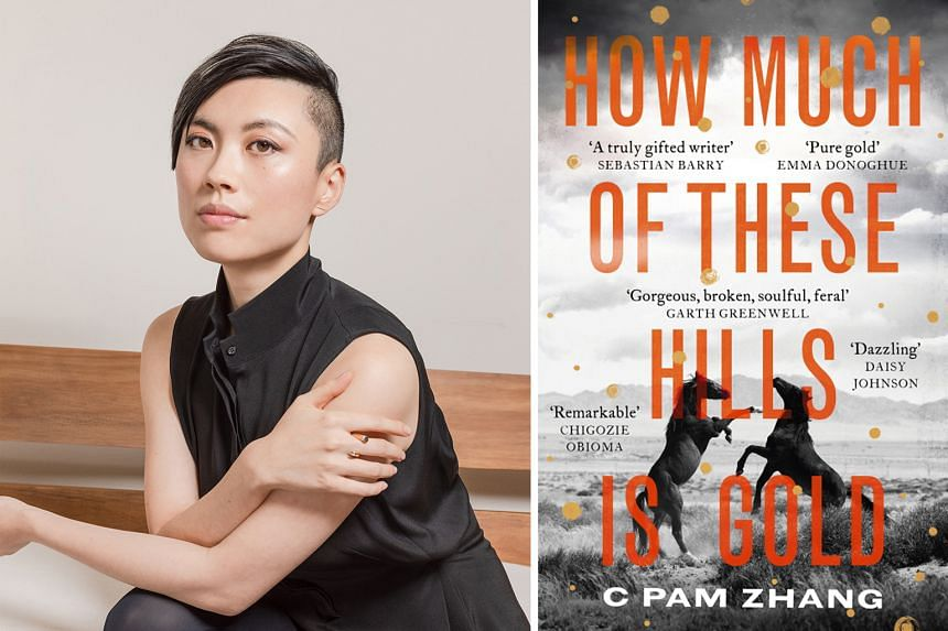 Author C Pam Zhang reinvents the Western genre in How Much Of These Hills Is Gold, claiming it as a vehicle for Chinese-American history and identity.