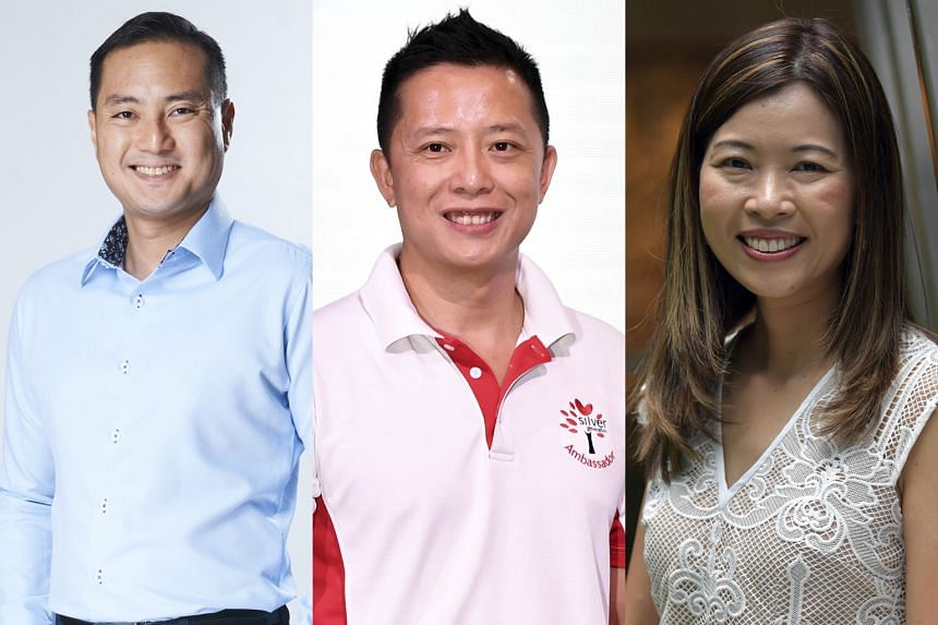 From left: Mr Tan Kiat How will step down as chief executive of the Infocomm Media Development Authority. Other senior public servants who have recently stepped down are Mr Yip Hon Weng, former group chief of the Silver Generation Office under the Ag