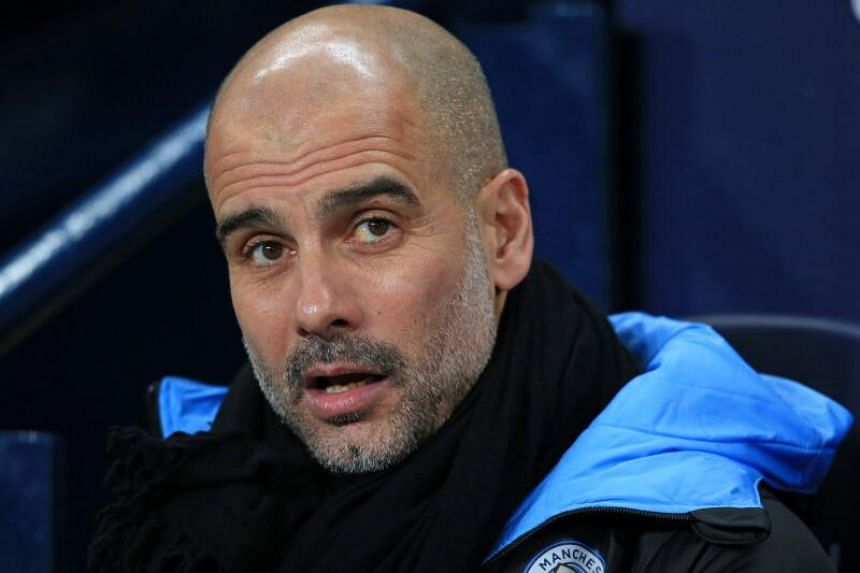 Pep Guardiola said the game against Arsenal would show him what level of fitness his players had.