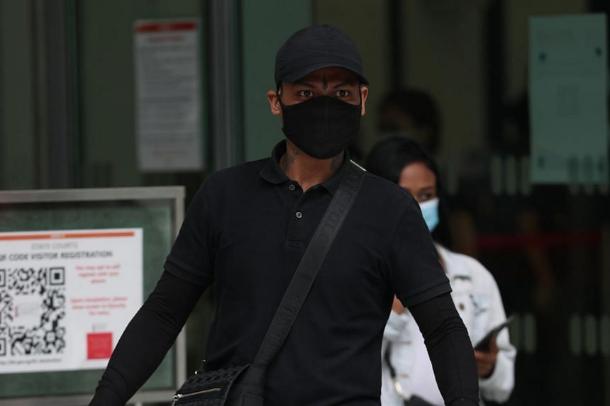 Muhammad Adimin Kemton faces an additional charge of not wearing a mask over his mouth and nose.