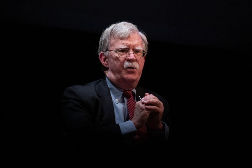 In his book, John Bolton broadly confirmed allegations that Trump pressed Ukraine to investigate Trump's political rival.