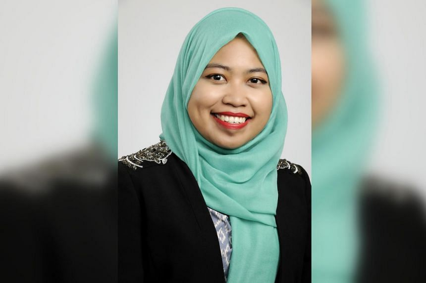 Ustazah Liyana Rosli Asmara has been with the centre for four years and was its former manager.