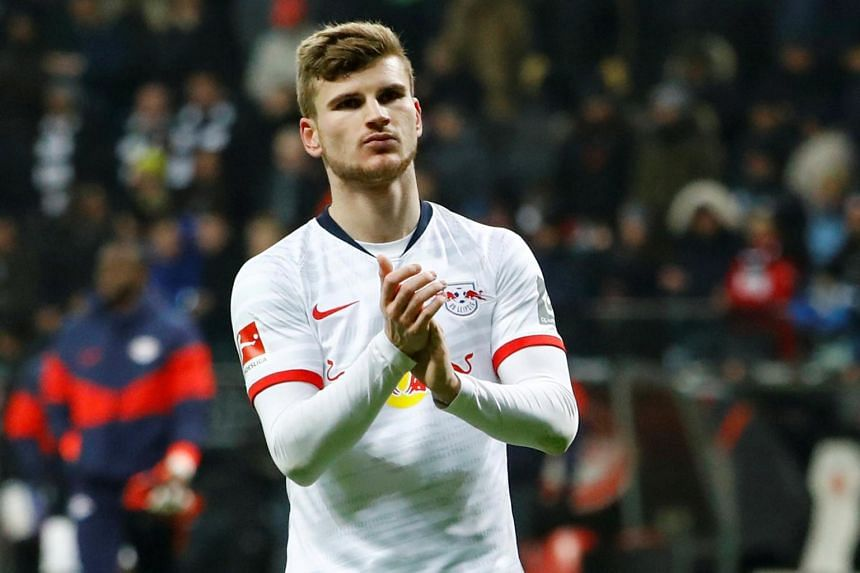 Chelsea reach agreement to sign Timo Werner from Leipzig