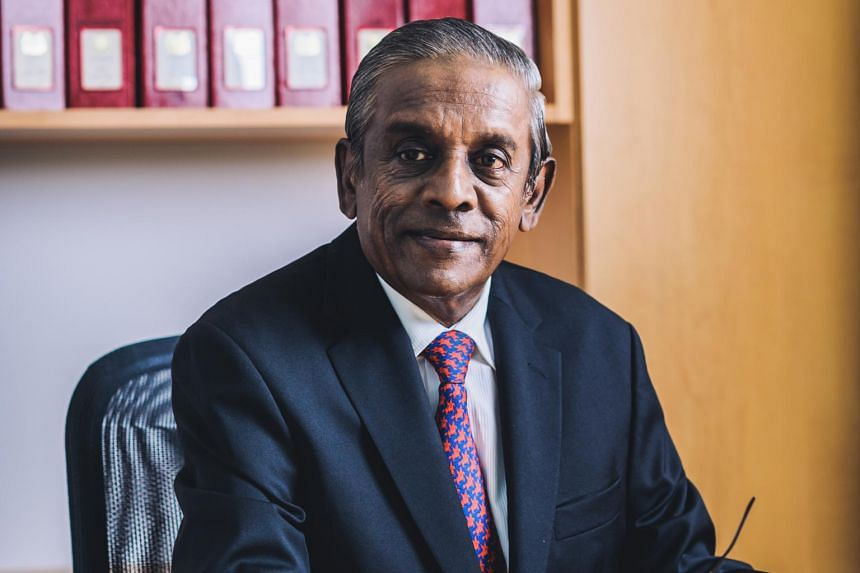 NUS announced Former Deputy Prime Minister S. Jayakumar's appointment to a three-year term.
