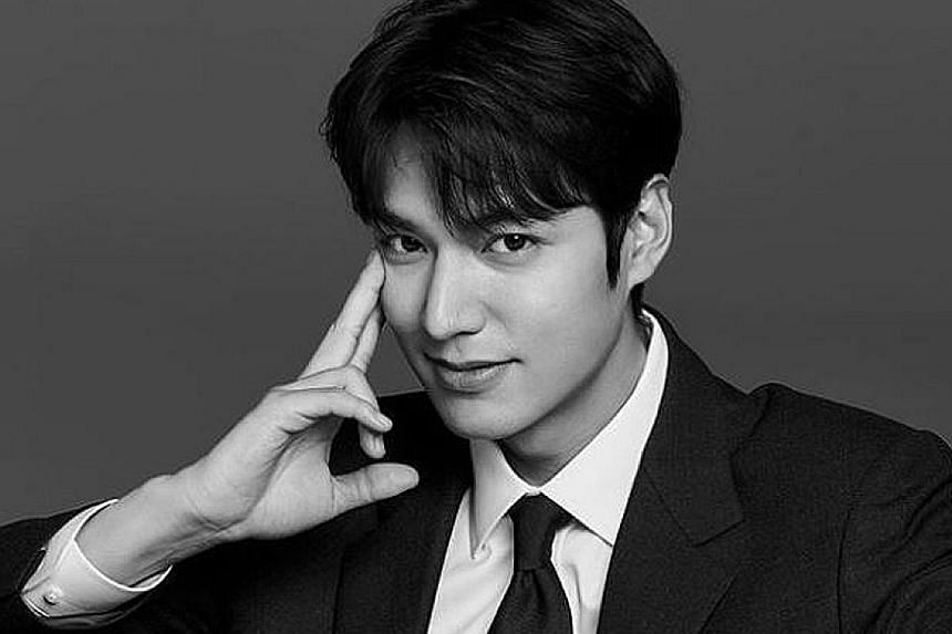 Lee Min-ho is king of social media, Entertainment News & Top Stories - The  Straits Times