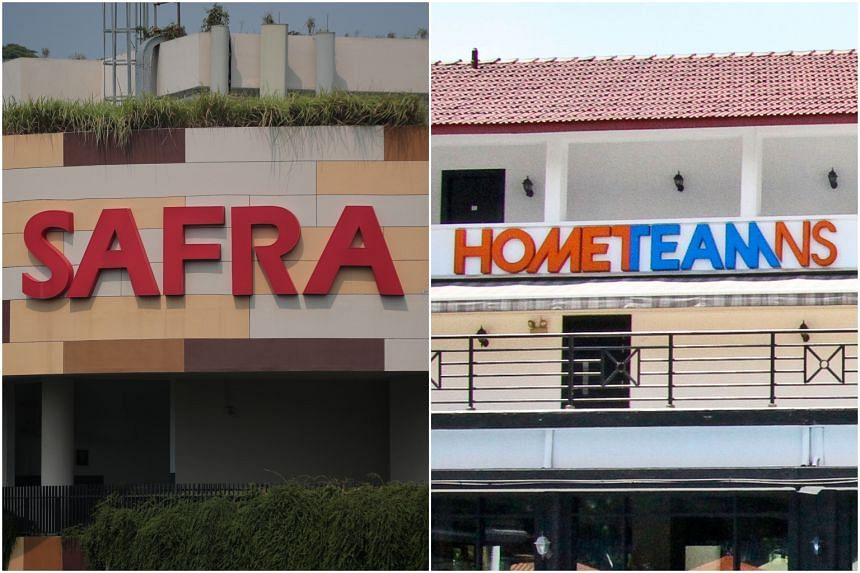 Facilities such as badminton courts, dance studios and EnergyOne gyms at Safra and HomeTeamNS reopened on June 19, 2020.