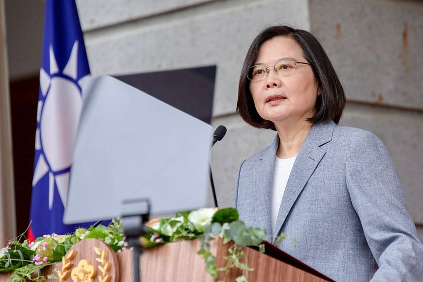 President Tsai Ing-wen said Taiwan will continue to provide humanitarian assistance to Hong Kong.