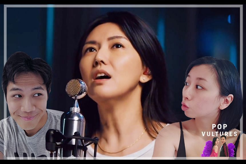 As one of Singapore's most famous music exports celebrates her 20th anniversary in showbiz, the #PopVultures dive into Stefanie Sun's (centre) music and the factors that went into making her famous.