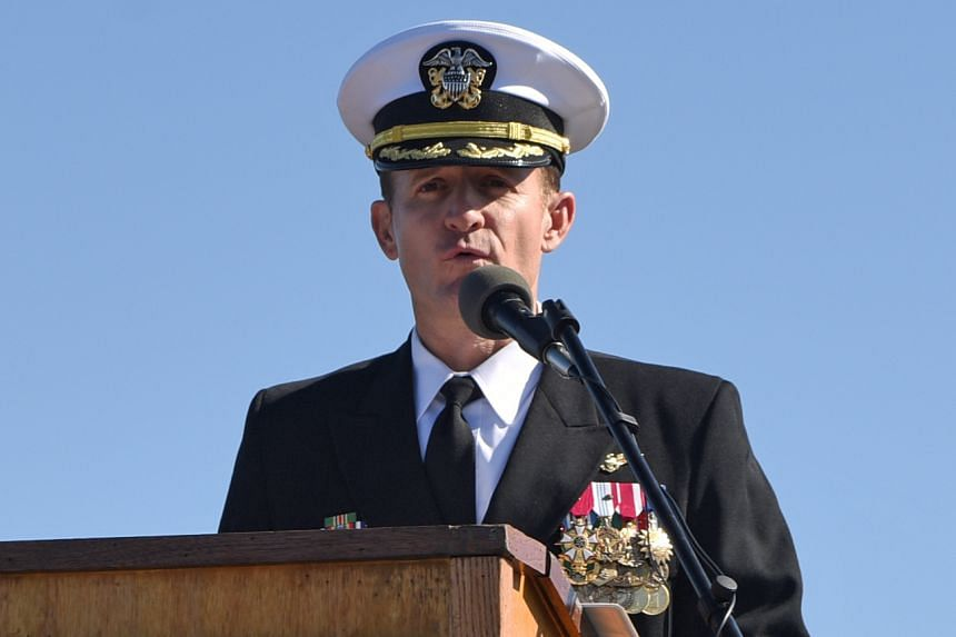 Navy affirms removal of captain who sounded alarm about coronavirus