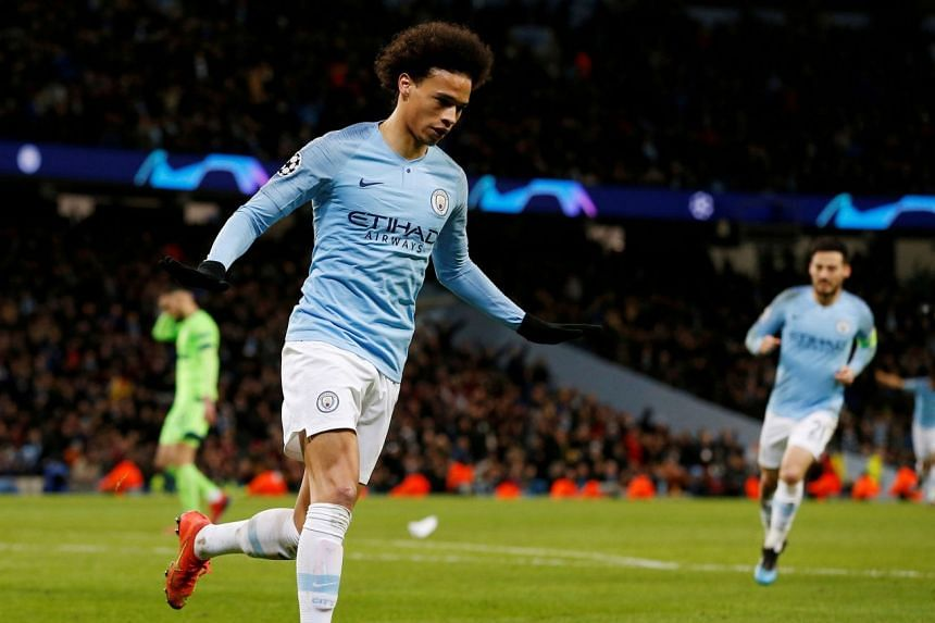 Leroy Sane to leave Manchester City, says Pep Guardiola