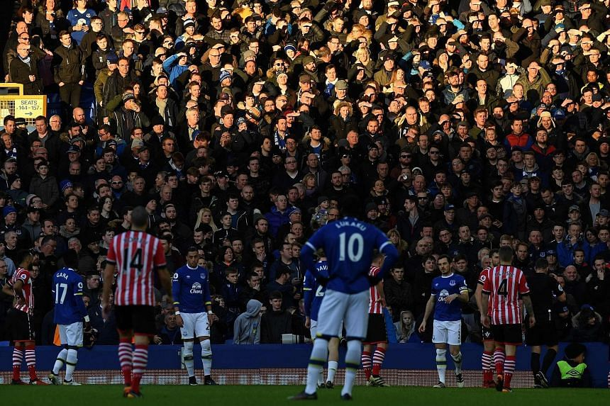 Everton have claimed 25 of their 37 points this term at Goodison Park. But, without their hostile fans, things might be different.