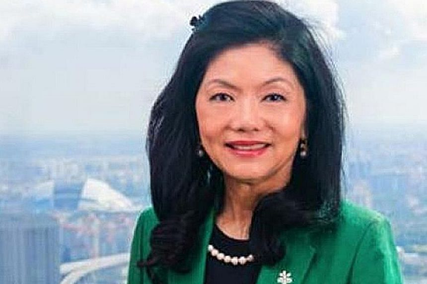 Banker Tracey Woon's SPH appointment as an independent director takes effect on July 1. She will also join the executive committee and the board risk committee.