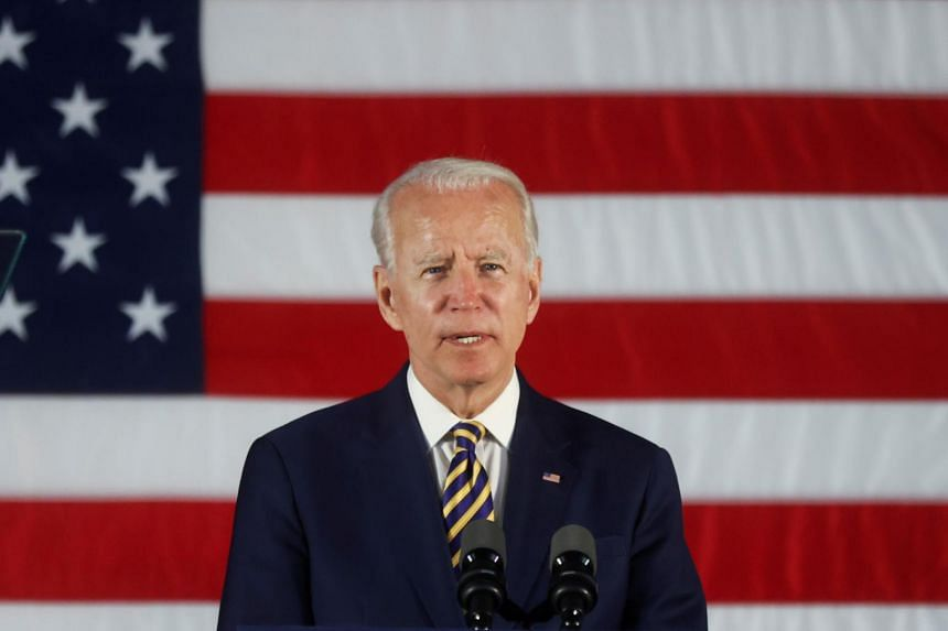 Democratic presidential candidate Joe Biden has pledged his administration would work to reform the police and address racial inequities.