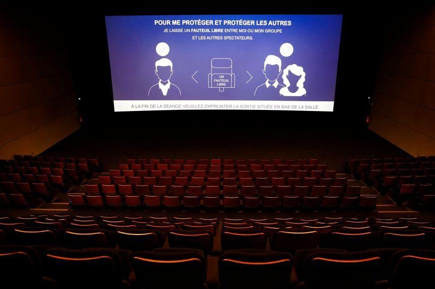 Some cinemas in France will start screenings on the stroke of midnight on June 21.