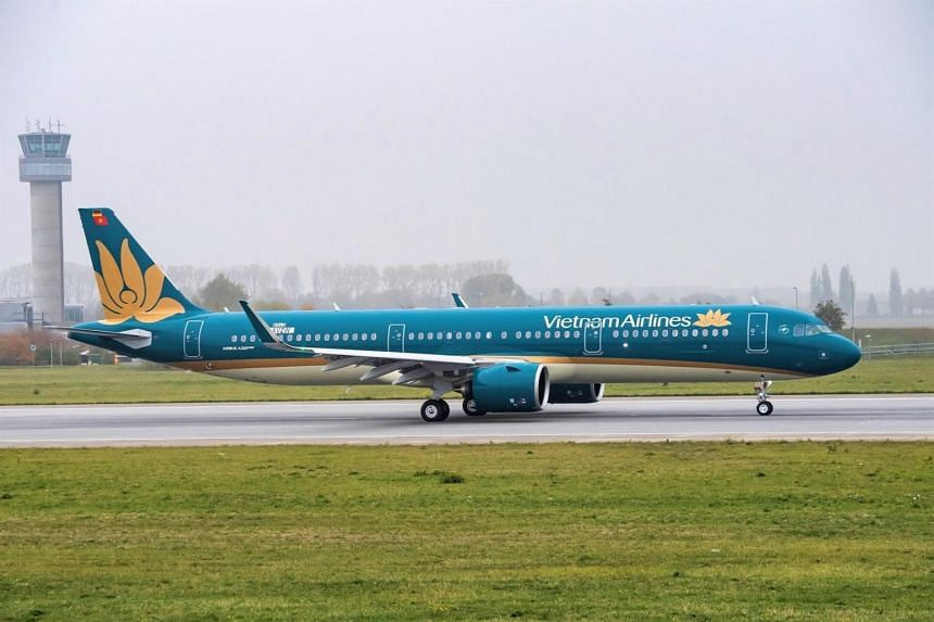 Vietnam S Airlines Gear Up To Resume International Flights Se Asia News Top Stories The Straits Times