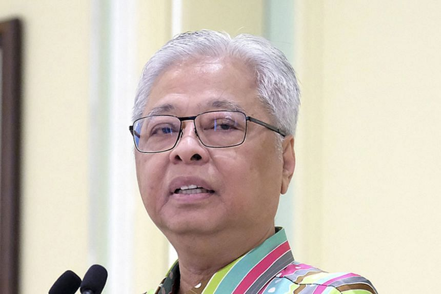 Senior Minister for Security Ismail Sabri Yaakob said international students must take a virus test in their home country, or when they land in Malaysia. PHOTO: BERNAMA